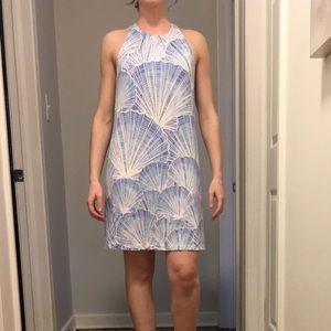 Chic-Shell Tori Richard Halter Dress